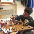 Una battaglia tra corsari e soldati del Re? - More LEGO, a battles between pirates and King's soldiers?