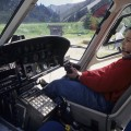 Ovviamente già sognavo di pilotarlo! - I was already dreaming of being a helicopter pilot!