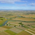 Campagna e canali d'irrigazione: ecco perchè volare è fra le cose più belle del mondo! - Countryside and irrigation canals; That is why flying is one of the most beautiful things!