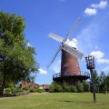 Il Green's Windmill a Nottingham - Nottingham: the Green's Windmill