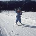 Sempre a cinque anni comincio ad imparare a sciare - When I was five, I learned how to ski