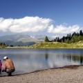 Laghetti di Colbricon A passo Rolle, San Martino di Castrozza - Colbriccon lakes, Dolomites