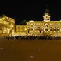 Piazza Unità, Trieste.