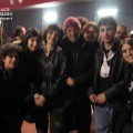 Una foto ricordo col regista Gabriele Salvatores dopo le riprese. Peccato sia mossa e sfocata - With Gabriele Salvatores a memory photo with the director after shootings. What a pity it is out of focus