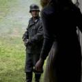 Schnell! I Tedeschi catturano i civili nelle loro case, Carnia '44, foto di scena - German soldiers catch civilians in their houses, Carnia '44, set picture