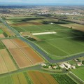 Campagna Veneta: dall'alto tutto appare diverso - Venetian countryside, from above, everything looks different
