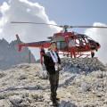 Durante un servizio fotografico sulle Pale di San Martino -  - During a photographic service on Pale di San Martino, Dolomites