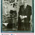 The shoemaker Master Bruno Zamprogno - 2013 - Fra gli ultimi a Montebelluna capace di costruire una scarpa interamente a mano - Pellicola Impossible PQ 8x10 - Among the last in Montebelluna that can make an handmade shoe - Impossible film PQ 8x10 - Impossible Bazan